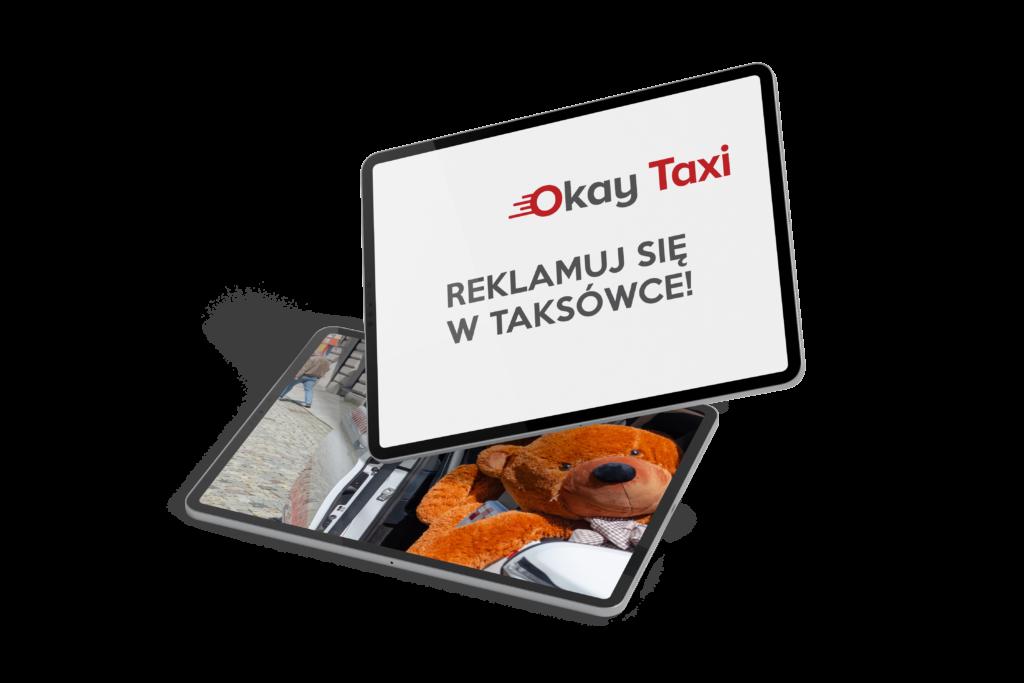 Okay Taxi - reklama