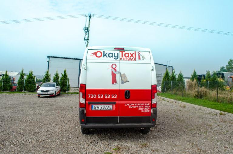 Okay Taxi - TOWAR 5